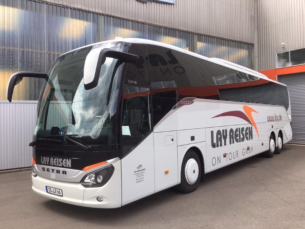 Fernreisebus – Setra 517 HD