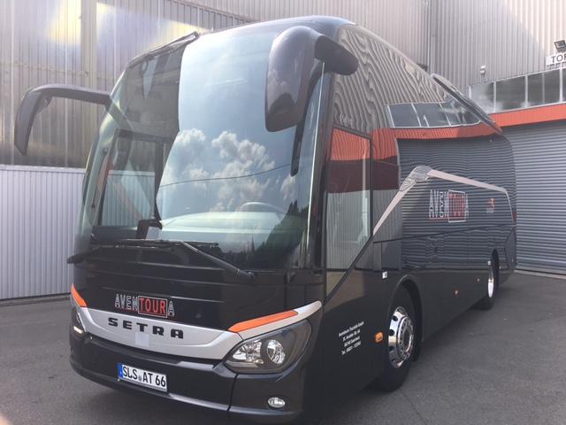 Fernreisebus – Setra 511 HD